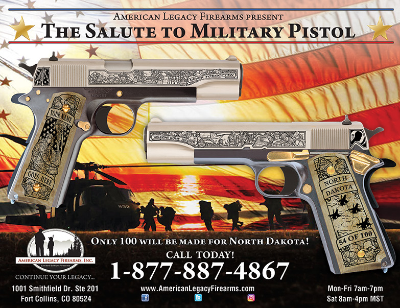American Legacy Firearms We-Prints Plus Newspaper Insert by Any Door Marketing
