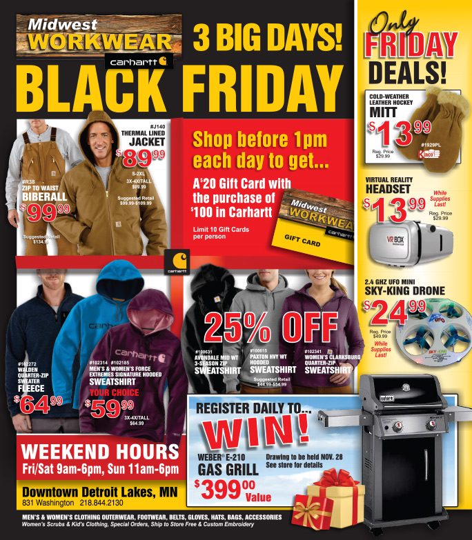 Mac's Hardware We-Prints Plus Newspaper Insert by Any Door Marketing