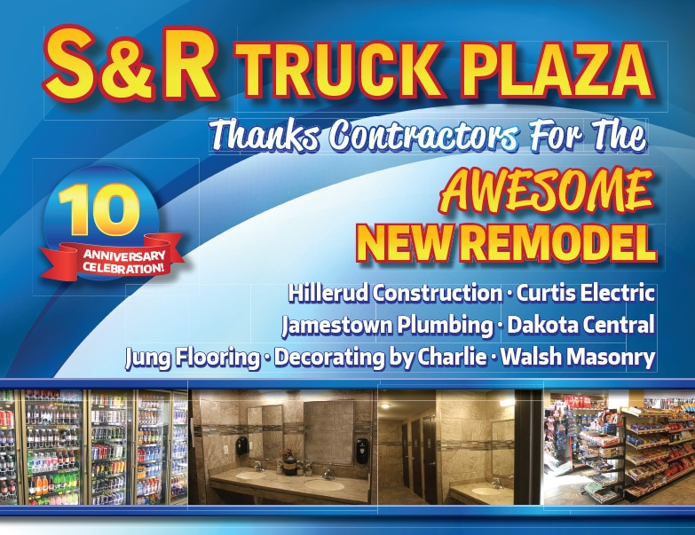 S&R Truck Plaza We-Prints Plus Newspaper Insert by Any Door Marketing