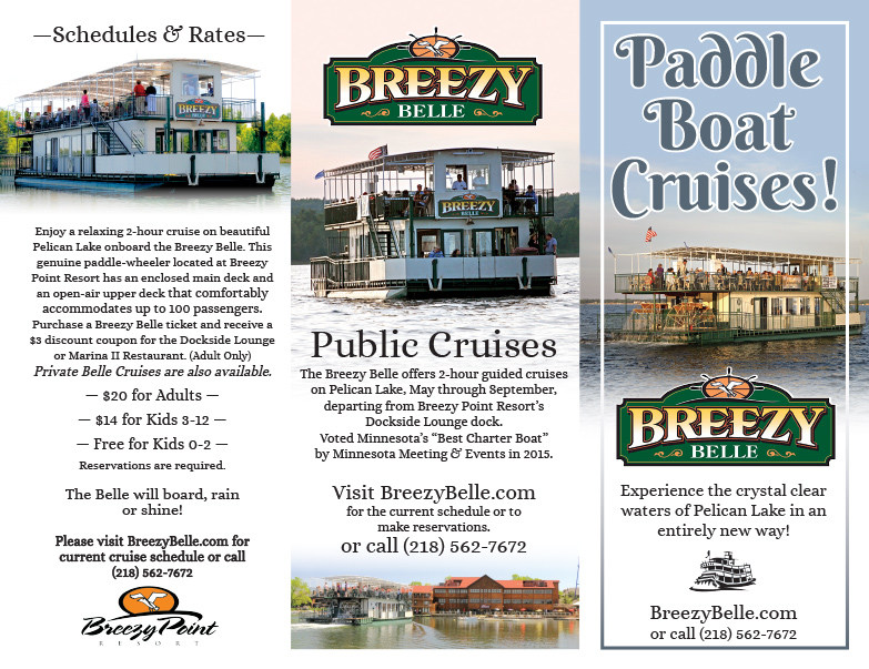 Breezy Belle We-Prints Plus Newspaper Insert, Any Door Marketing