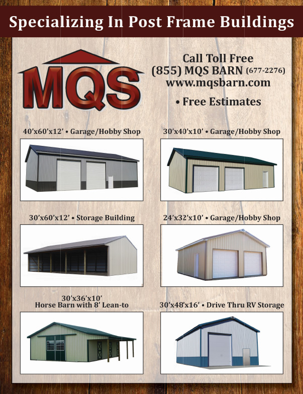 MQS Barn We-Prints Plus Newspaper Insert, Any Door Marketing