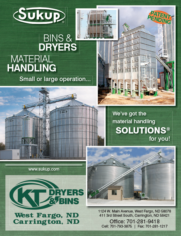 KT Dryers and Bins, We-Prints Plus Newspaper Insert, Any Door Marketing