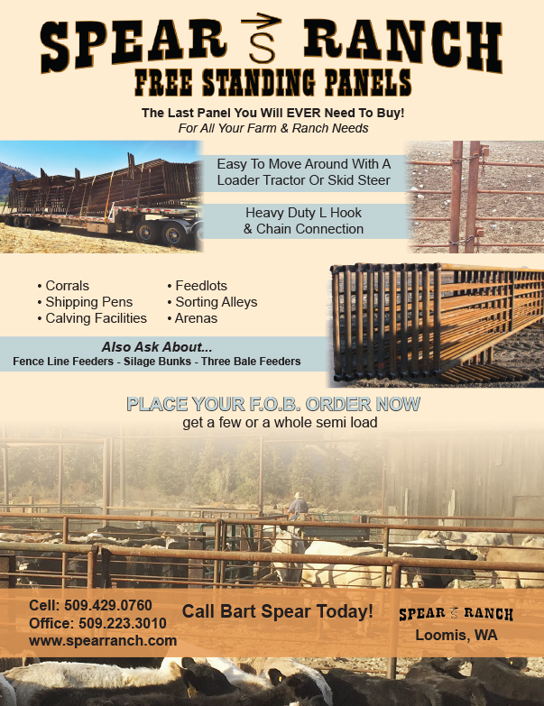 Spear Ranch We-Prints Plus Newspaper Insert, Any Door Marketing