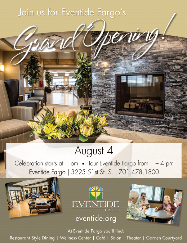 Eventide We-Prints Plus Newspaper Insert by Any Door Marketing