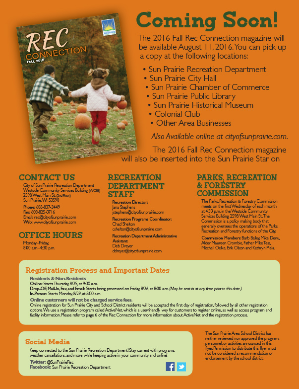 REC Connection Magazine We-Prints Plus Newspaper Insert by Any Door Marketing