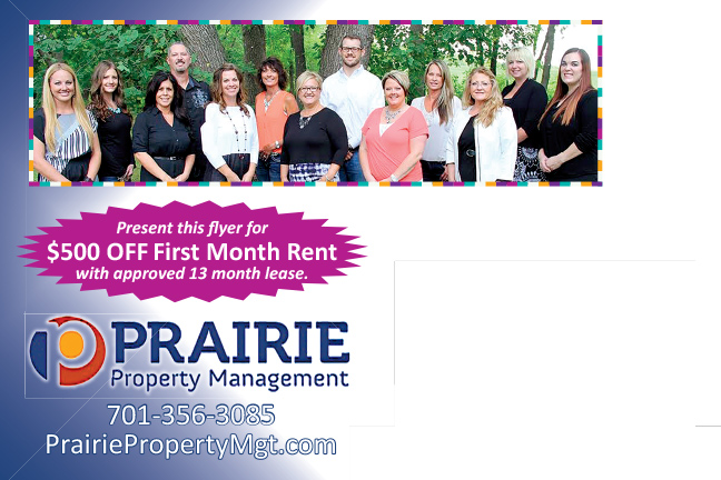 Prairie Property Management Any Door Select Postcard by Any Door Marketing