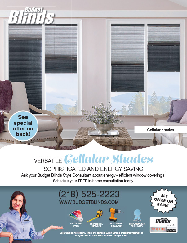 Budget Blinds We-Prints Plus Newspaper Insert by Any Door Marketing