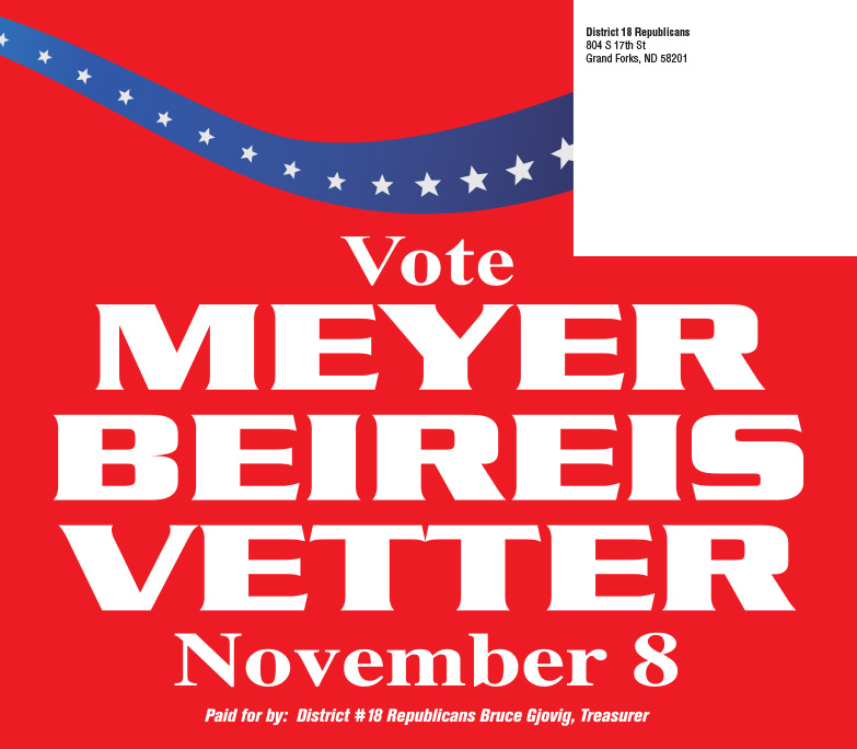 Meyer, Beireis & Vetter Any Door Direct Postcard by Any Door Marketing