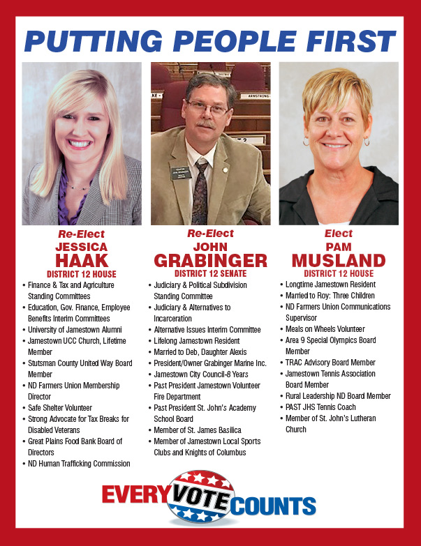Haak, Grabinger & Musland We-Prints Plus Newspaper Insert by Any Door Marketing