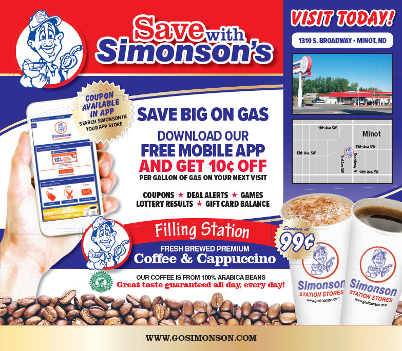 Simonson's Station Any Door Direct Mail by Any Door Marketing