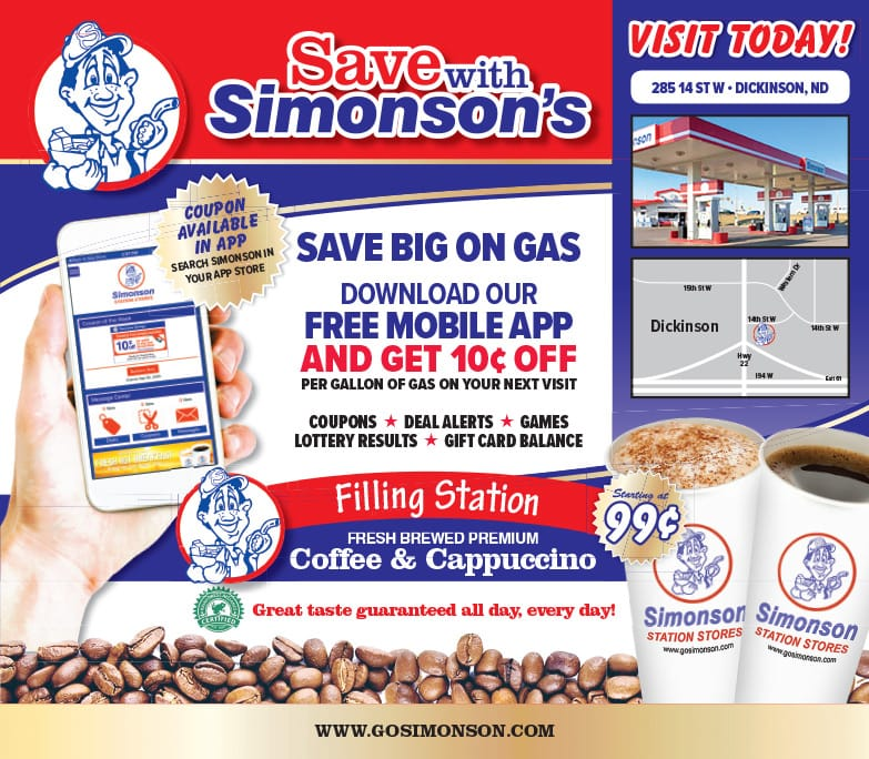 Simonson's Station Any Door Direct Postcard by Any Door Marketing