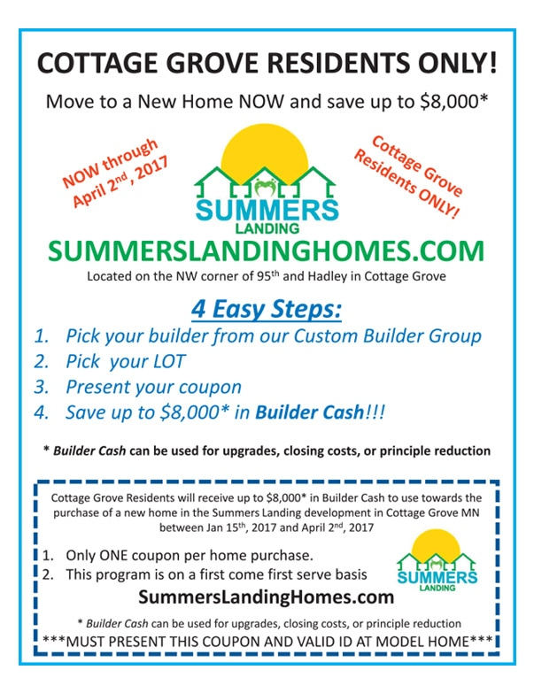 Summers Landing We-Prints Plus Newspaper Insert by Any Door Marketing
