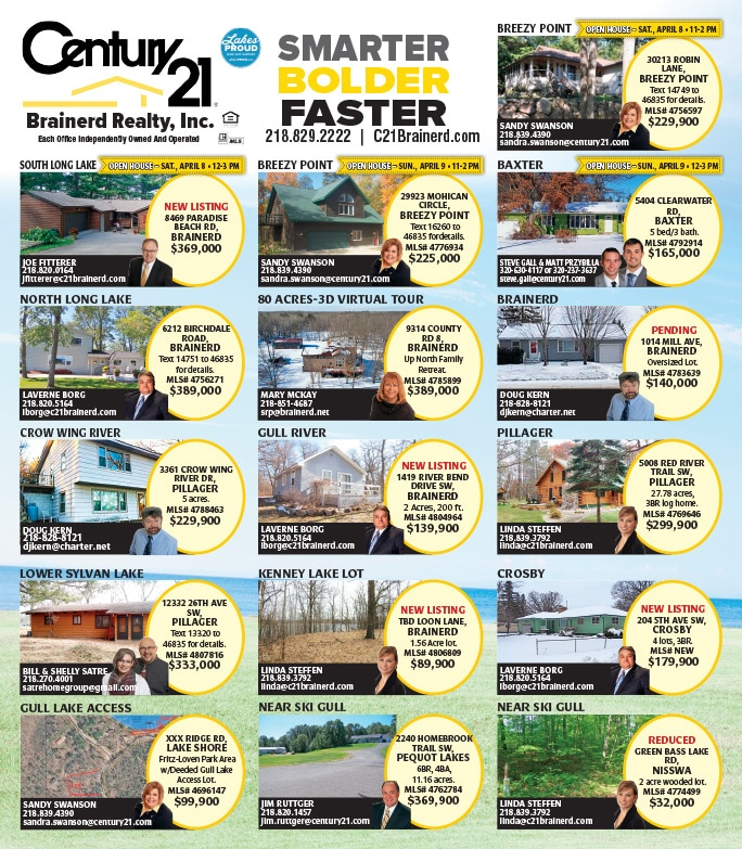 Century 21 We-Prints Plus Newspaper Insert by Any Door Marketing