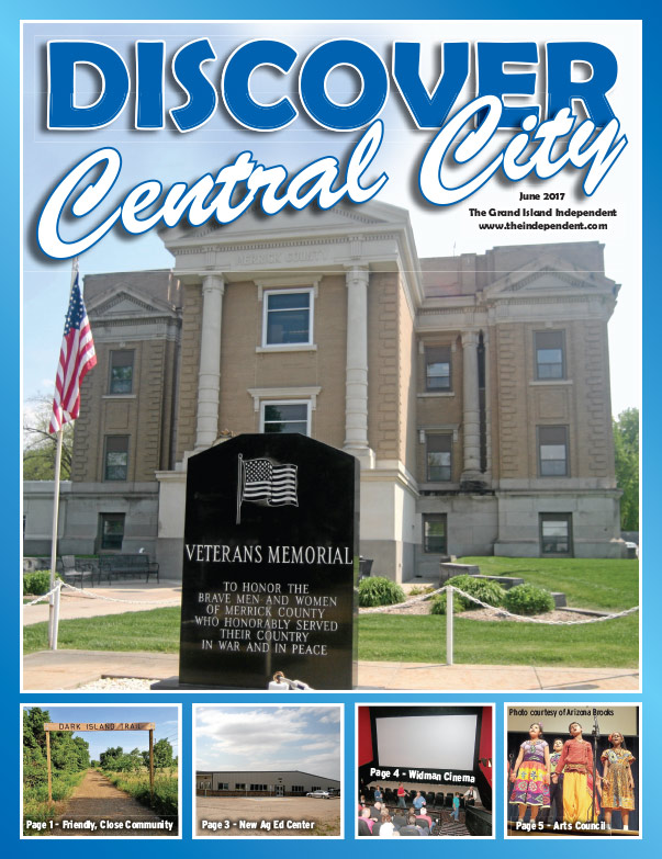 Central City We-Prints Plus Newspaper Insert by Any Door Marketing