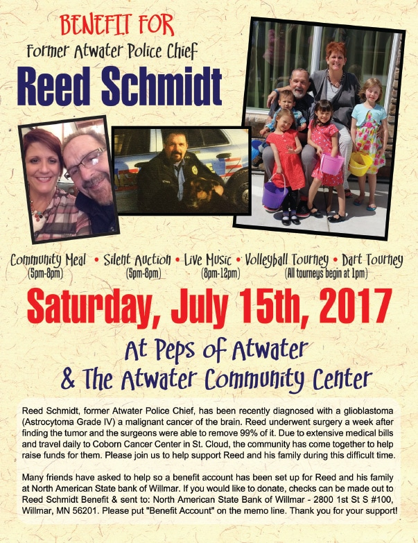 Reed Schmidt Benefit We-Prints Plus Newspaper Inserts by Any Door Marketing