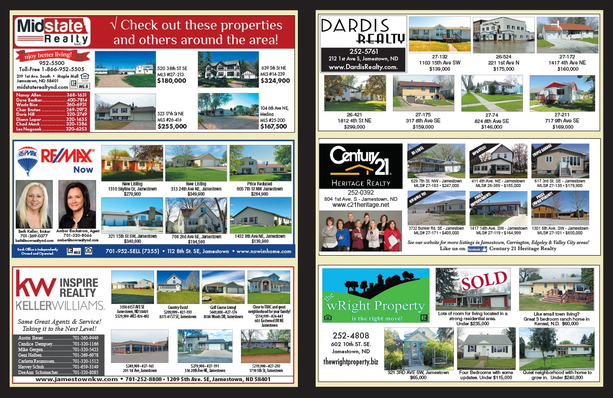 Quality Title We-Prints Plus Newspaper Inserts by Any Door Marketing