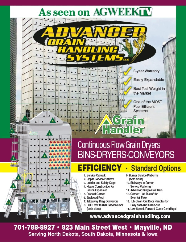 Advanced Grain Handling Systems We-Prints Plus Newspaper Insert by Any Door Marketing