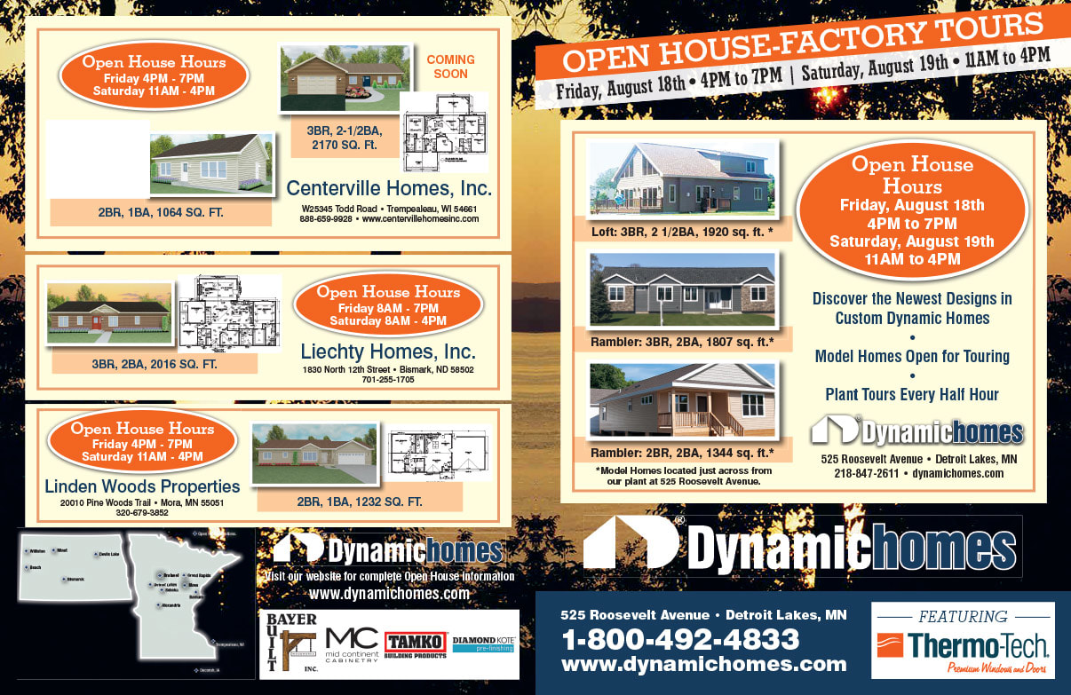 Dynamic Homes We-Prints Plus Newspaper Insert by Any Door Marketing
