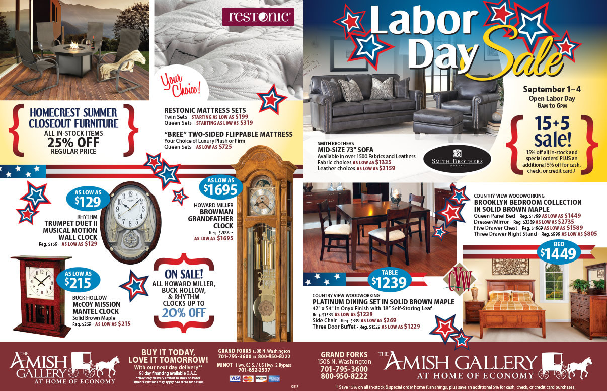 Home of Economy We-Prints Plus Newspaper Insert by Any Door Marketing