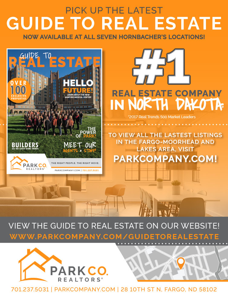 Park Company Realtors We-Prints Plus Newspaper Insert by Any Door Marketing