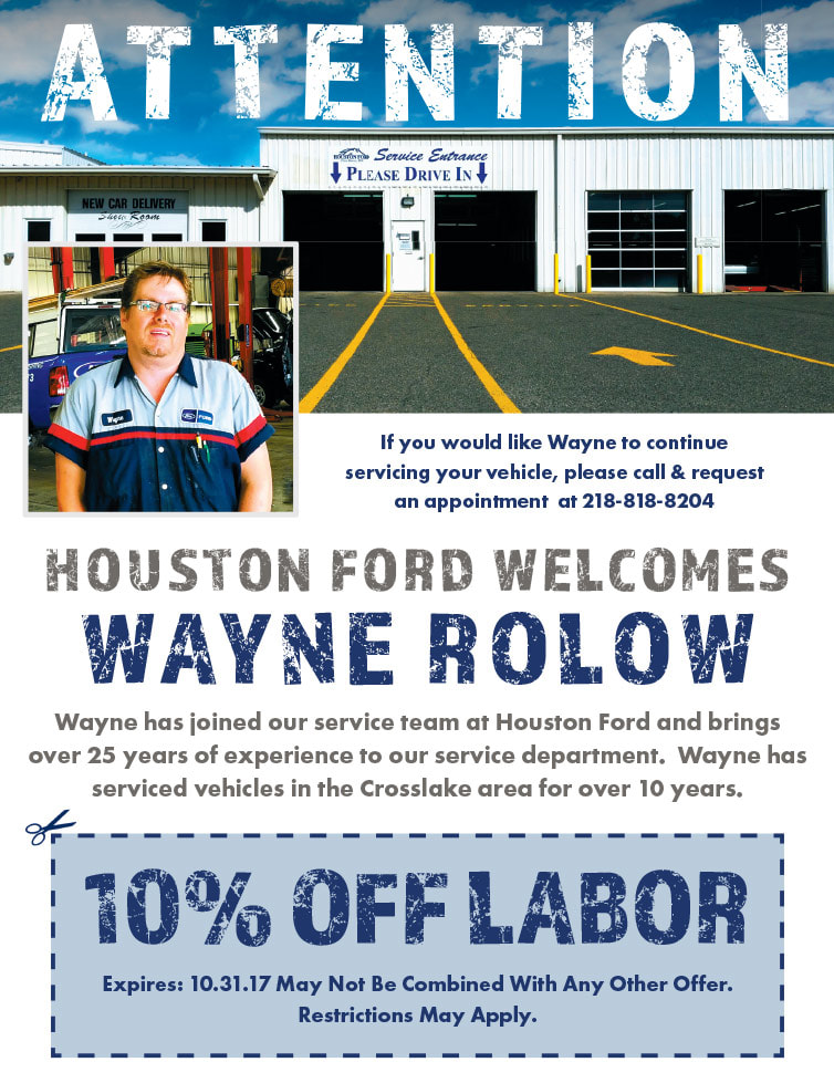 Houston Ford We-Prints Plus Newspaper Insert by Any Door Marketing