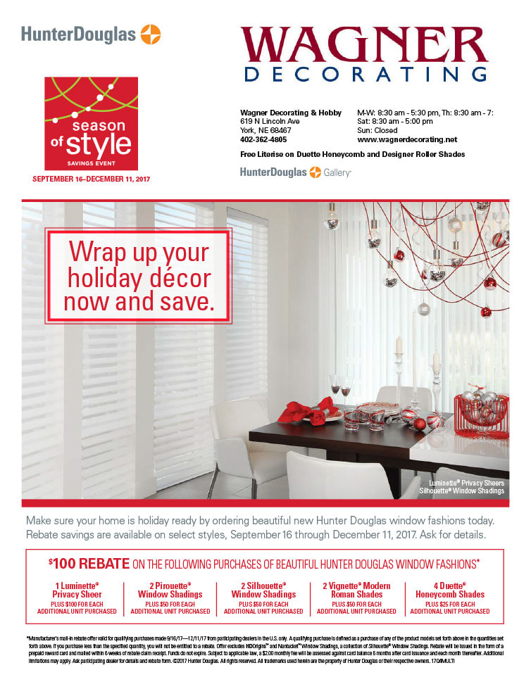 Wagner Decorating We-Prints Plus Newspaper Insert by Any Door Marketing