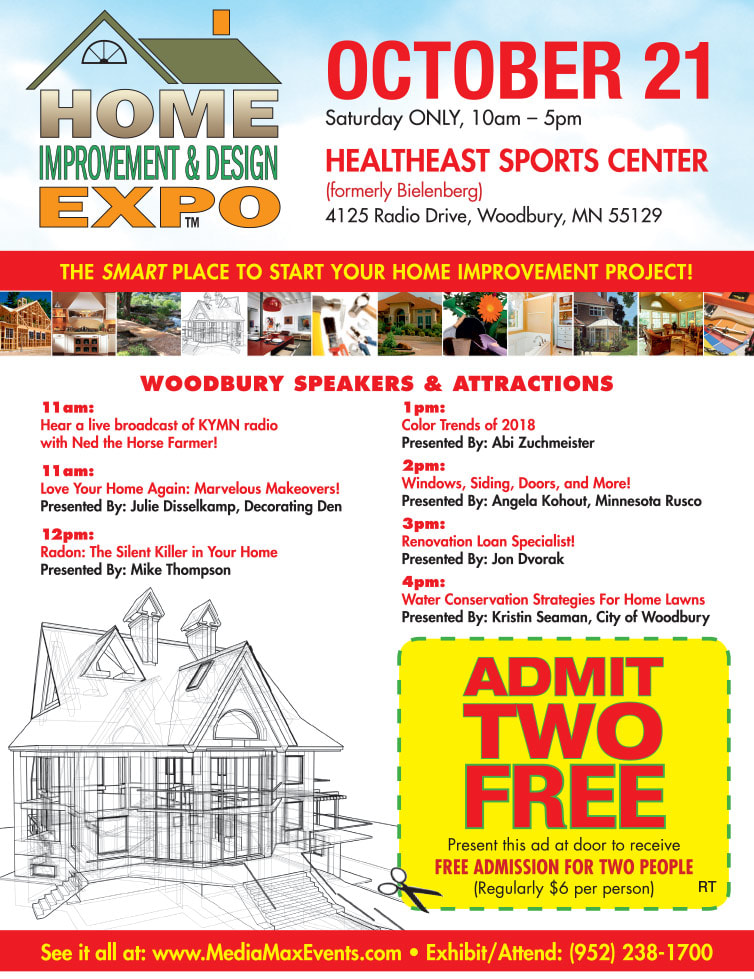 Home Improvement & Design Expo We-Prints Plus Newspaper Insert by Any Door Marketing