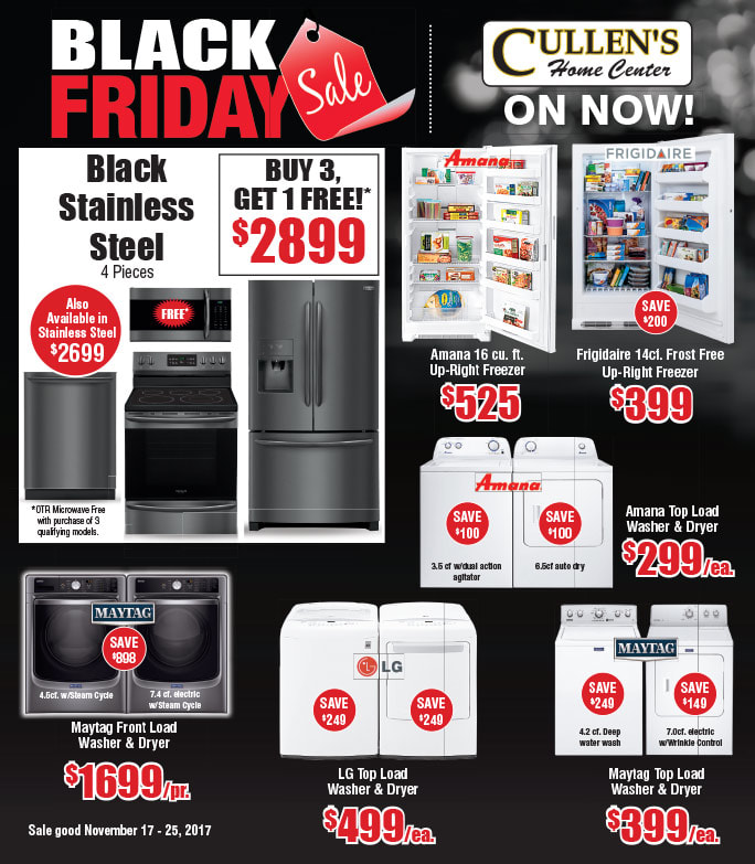 Cullen's Home Center We-Prints Plus Newspaper Insert by Any Door Marketing