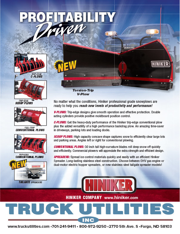 Hinker Truck Accessories We-Prints Plus Newspaper Insert printed by Any Door Marketing