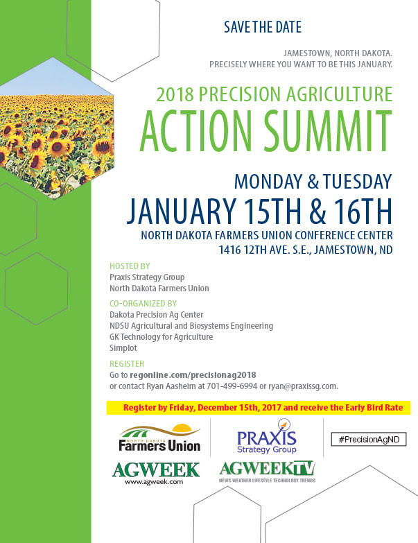 Precision Agriculture Action Summit We-Prints Plus Newspaper Insert by Any Door Marketing