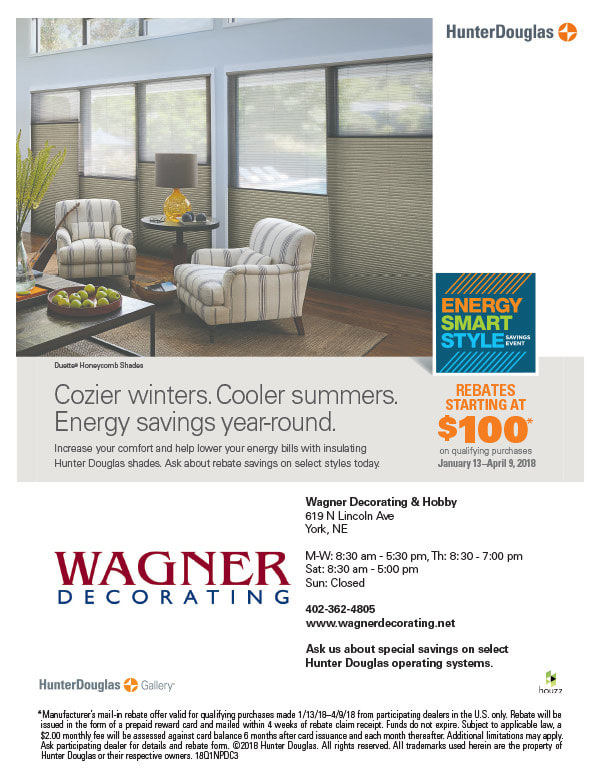 Wagner Decorating We-Prints Plus Newspaper Insert brought to you by Any Door Marketing