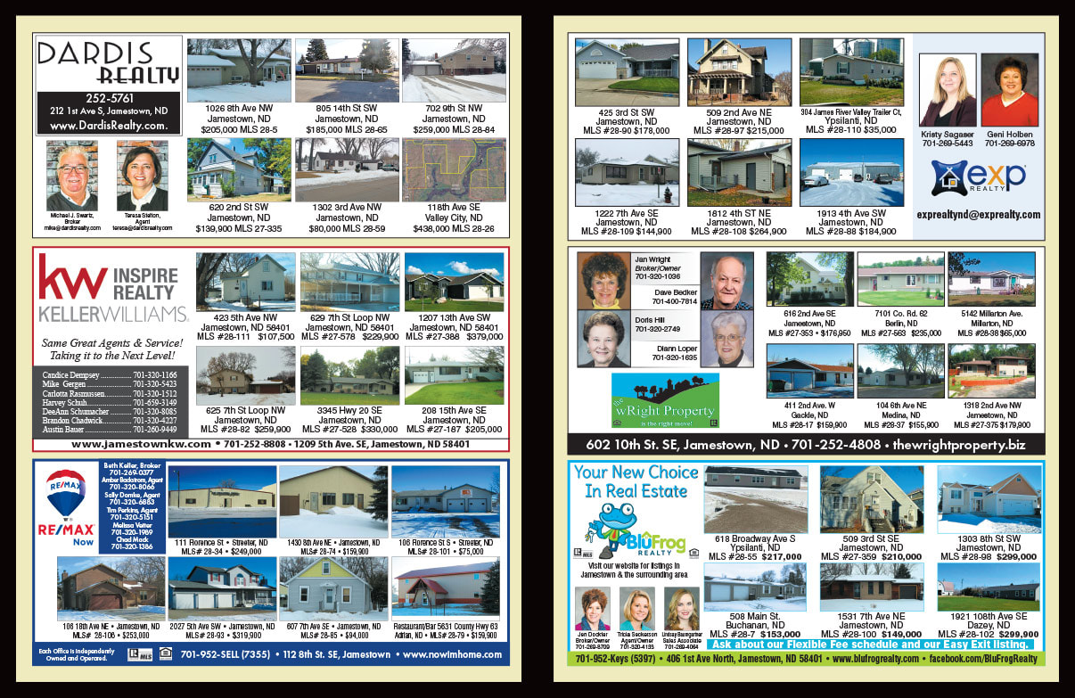 Quality Title We-Prints Plus Newspaper Insert brought to you by Any Door Marketing