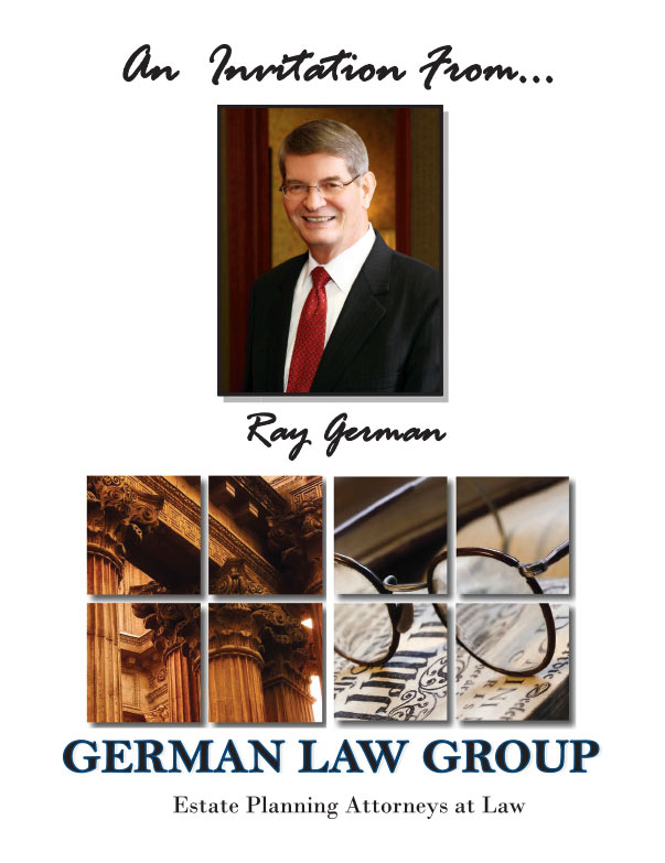 German Law Group We-Prints Plus Newspaper Insert brought to you by Any Door Marketing