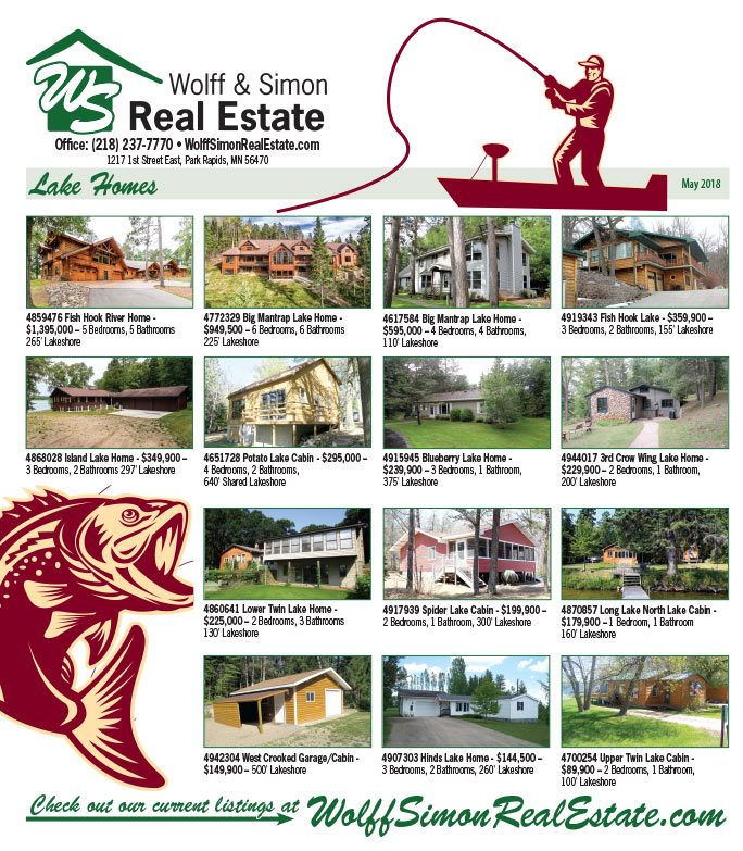 Wolff & Simon Real Estate We-Prints Plus Newspaper Insert brought to you by Any Door Marketing