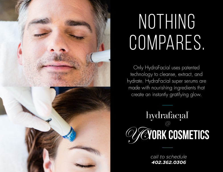 York Cosmetic We-Prints Plus Newspaper Insert brought to you by Any Door Marketing