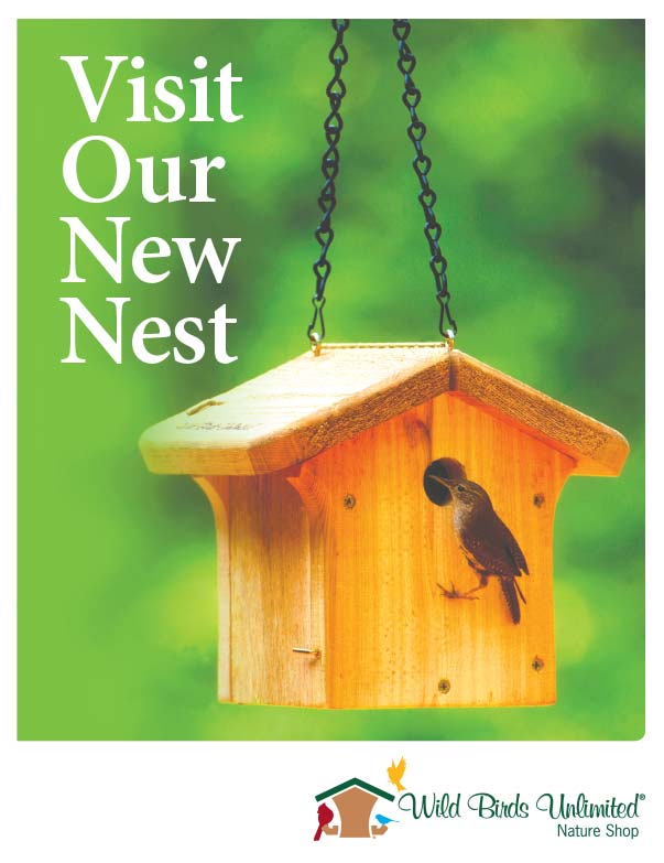 Wild Birds Unlimited We-Prints plus Newspaper Insert printed by Forum Communications Printing