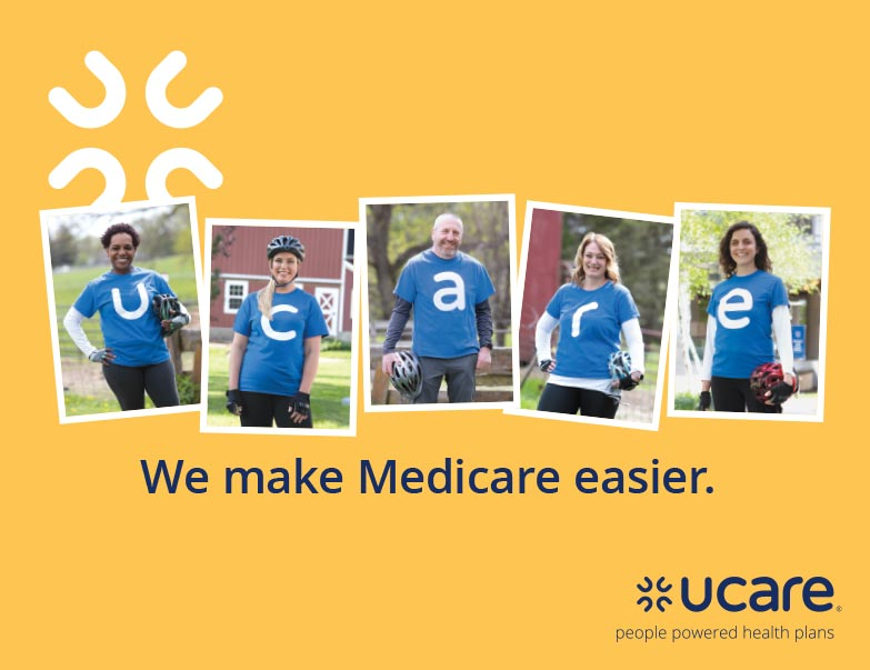 UCARE We-Prints Plus Newspaper Insert