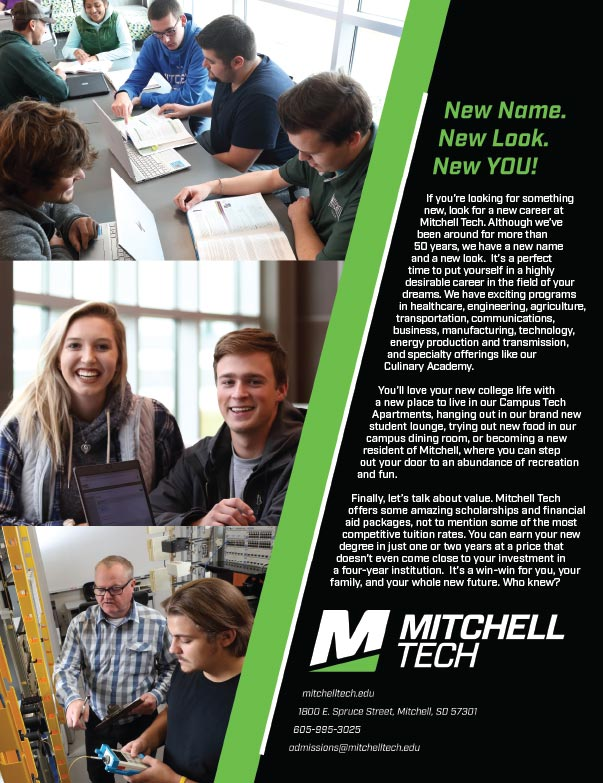 Mitchell Tech We-Prints Plus Newspaper Insert